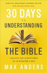 [해외]30 Days to Understanding the Bible, 30th Anniversary