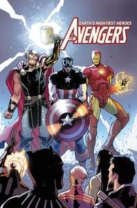 [해외]Avengers by Jason Aaron Vol. 1 (Hardcover)
