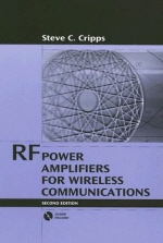RF Power Amplifiers for Wireless Communications, 2/e