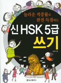 신 HSK 5급 쓰기