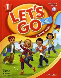 Let's Go. 1 Student Book(with CD)