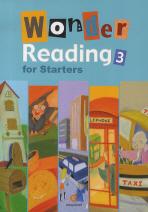WONDER READING FOR STARTERS. 3(CD1장포함)