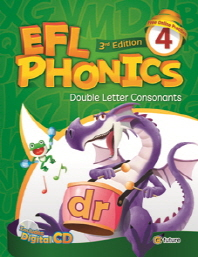 EFL Phonics. 4(3판)(CD2장포함)