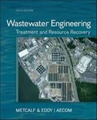 [해외]Wastewater Engineering (Hardcover)
