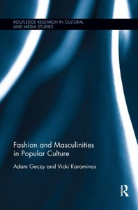 [해외]Fashion and Masculinities in Popular Culture