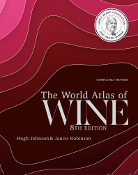 [해외]The World Atlas of Wine 8th Edition
