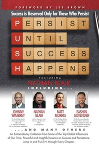 [해외]P. U. S. H. Persist until Success Happens Featuring Nathan Blair (Paperback)