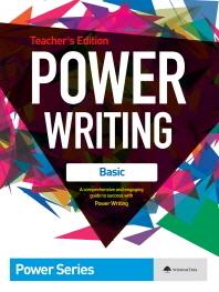 Power Writing(Basic)(Teacher s Edition)(파워 라이팅 베이직)(Power Series)
