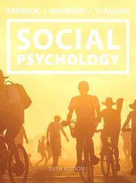 [해외]Social Psychology (Hardcover)