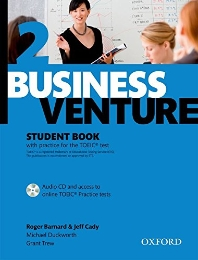 BUSINESS VENTURE. 2(STUDENT BOOK)