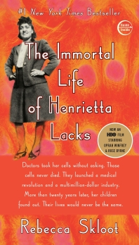 [해외]The Immortal Life of Henrietta Lacks