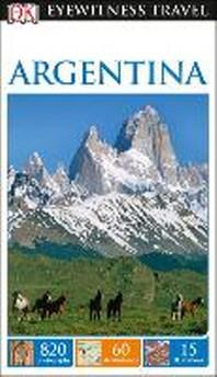 [해외]DK Eyewitness Argentina (Paperback)