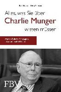 [해외]Alles, was Sie ueber Charlie Munger wissen muessen (Hardback)