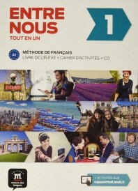 Entre Nous 1 - Livre De L'Eleve + Cd + Cahier D'Activites