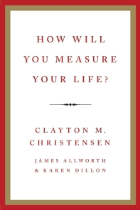 [해외]How Will You Measure Your Life?