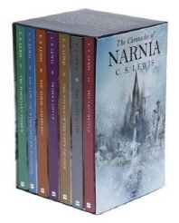 나니아 연대기 THE CHRONICLES OF NARNIA [BOXED SET] (전7권)
