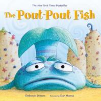 [해외]The Pout-Pout Fish (Board Books)