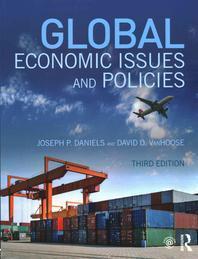 [해외]Global Economic Issues and Policies (Paperback)