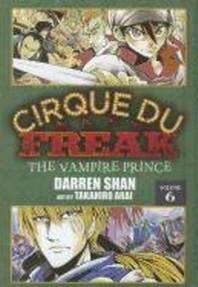 [해외]Cirque Du Freak 6 (Prebound)