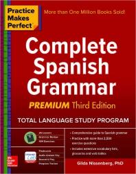 [해외]Pmp Cplt Spanish Gram 3e