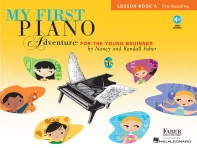 MY FIRST PIANO ADVENTURE, LESSON BOOK A, PRE-READING, UNA/E, UnA/E, UnA/E