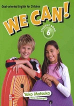 WE CAN STUDENT BOOK. 6