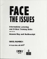 Face the Issues (Intermediate): Answer Key & Audioscript