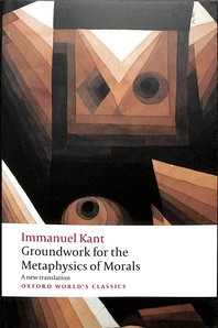 [해외]Groundwork for the Metaphysics of Morals
