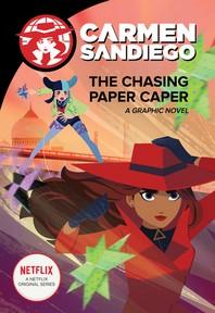 [해외]Chasing Paper Caper (Hardcover)