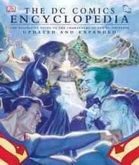 [해외]The DC Comics Encyclopedia (Hardcover)