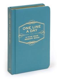 One Line a Day (하루에 한 줄, 5년의 일기)