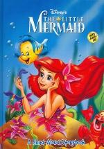 THE LITTLE MERMAID(CD1장포함)(Disney's A Read-Aloud Storybook)(양장본 HardCover)