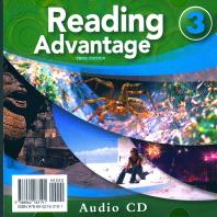 Reading Advantage 3, 3/E(CD)