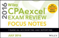 Wiley Cpaexcel Exam Review July 2016 Focus Notes