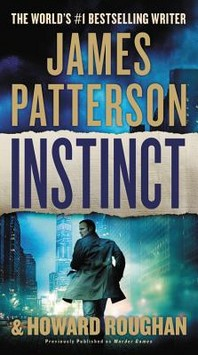 [해외]Instinct (Previously Published as Murder Games) (Mass Market Paperbound)