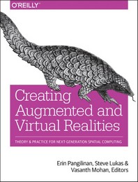 [해외]Creating Augmented and Virtual Realities