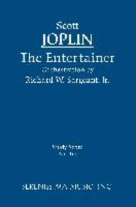 The Entertainer - Study Score