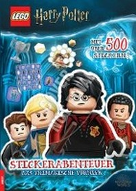 [해외]LEGO? Harry Potter(TM) - Stickerabenteuer, Das trimagische Turnier