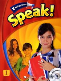 Everyone Speak. 1(CD1장포함)