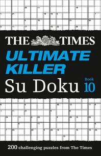 [해외]The Times Ultimate Killer Su Doku Book 10 (Paperback)