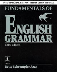 Fundamentals Of English Grammar Without Answer Key, 3/e