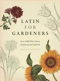 [해외]Latin for Gardeners