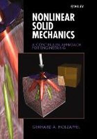 [해외]Nonlinear Solid Mechanics