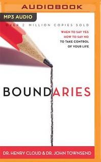 [해외]Boundaries (MP3 CD)