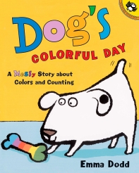 [해외]Dog's Colorful Day