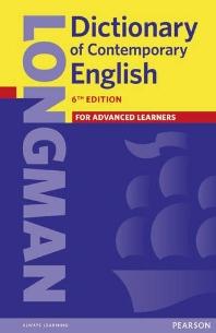 Longman Dictionary of Contemporary English 6