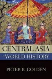 [해외]Central Asia in World History (Paperback)