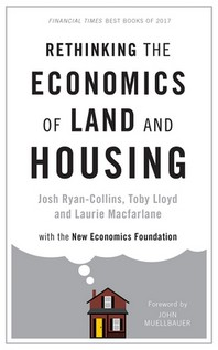 [해외]Rethinking the Economics of Land and Housing (Hardcover)