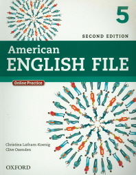 American English File 5 SB with Online Practice