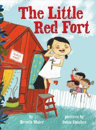 [해외]The Little Red Fort (Hardcover)